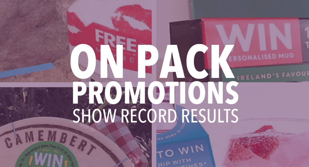 Exciting News! Promotional response rates are rocketing…